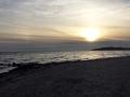 Grömitz Sonnenuntergang 29.12.14